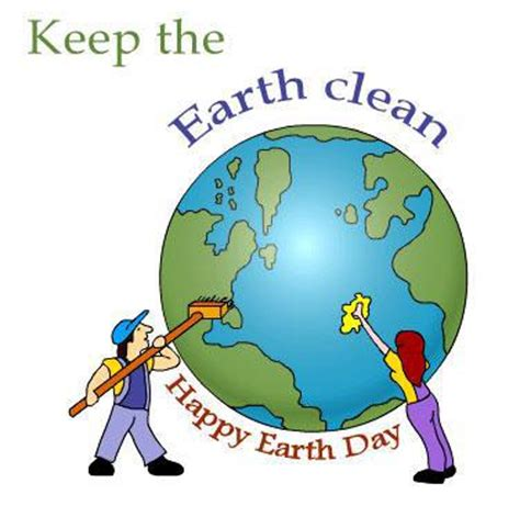 Keep Earth clean - dont mess with Earth - recycle!
